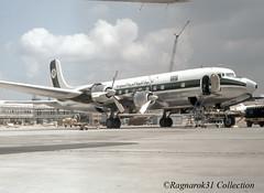 DC6_SaudiArabianAirlines_HZ-ADB (Ragnarok31) Tags: douglas dc6 dc6a saudi arabian airlines hzadb