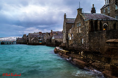 Queens Hotel Lerwick (red.richard) Tags: sea queens hotel lerwick shetland isles scotland maritime