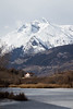Blick auf den Haut de Cry über den zugefrorenen Lac du Mont d'Orge (chr4289) Tags: blick auf den haut de cry über zugefrorenen lac du mont dorge see lake berg mountain frozen gefroren winter