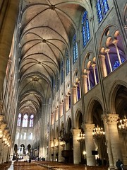 Notre Dame (Paul Gaither Photography) Tags: notre dame paris church cathedral stainedglass gothic notredame
