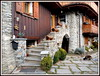 Un tombino interessante (magister111) Tags: aostavalley valdaosta stonehouses cortiletti courtyards cats