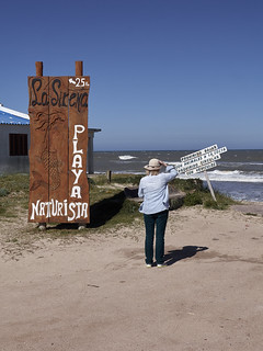 Playa Naturista La Sirena, Rocha, Uruguay