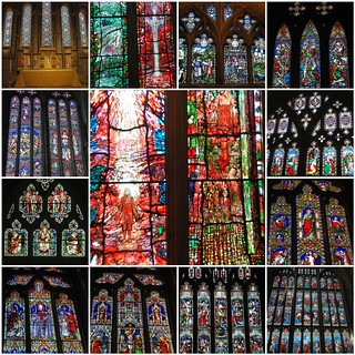 Gloucester and Hereford Cathedrals - Windows Onto the Worship of God