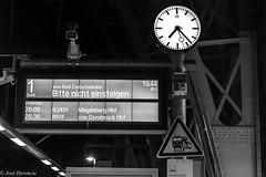 DSC_0047.jpg (Jose Herencia) Tags: bremen destino estaciondetren llegada reloj
