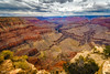 View of Grand Canyon and Colorado River from Pima Point (jthight) Tags: usa landscape winter grandcanyon canyon nationalpark handheld landform pimapoint vrzoom1635mmf4gifed coloradoriver nikond850 rocks spring trees places cliffs roadtrip march river stormy photography clouds sky arizona unitedstates tusayan lightroom az published2018