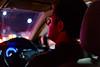 The Wait (Mansoor Bashir) Tags: night nightlife bokeh portrait exposure car glow red aqua pink person face perspective islamabad pakistan pk islamabadcapitalterritory