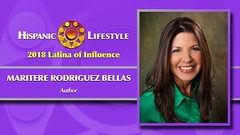 Hispanic Lifestyle 2018 Latina of Influence