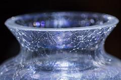 Imperfection (Crisp-13) Tags: macromondays imperfection macro mondays cracked glaze glass