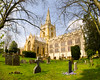 Holy Trinity Chruch (Rackelh) Tags: church graveyard grave fisheye bright building architecture history travel stratforduponavon unitedkingdom