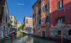 venice (Albert Photo) Tags: italy venice grandcanal piazzasanmarco stmarkssquare gondola palazzoducalewater reflection europe boat oldtown traditional boatman transportation propelled gondolier tourists river water building architecture sky city