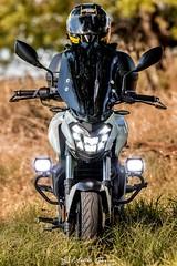 Bajaj Dominar 400 (Matias Guerra - djtora) Tags: bajaj dominar 400 nikon200500f56d7200 india motorcycle moto motogp 200500mm buenos aires argentina