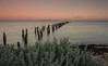 Days gone bye (stevecart84) Tags: jetty pier water posts sunrise sunset bellarine longexposure outdoors nature seascape landscape nikon d7200 cokin