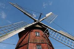 Väsby kvarn (peter.velthoen) Tags: molen windmill mill väsby kvarn holländare uppland zweden sverige petervelthoen