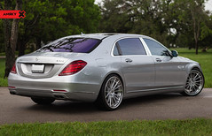 ANRKY Wheels - AN39's - S600 Maybach (anrkywheels) Tags: anrkywheels anrky adv1 an39 mercedes mercedesbenz mercedesamg s600 s550 s65 s63 s400 amg merc maybach silver luxury fancy lifestyle bling benzo hre there threepiece model exotic baller nba mlb nfl hollywood