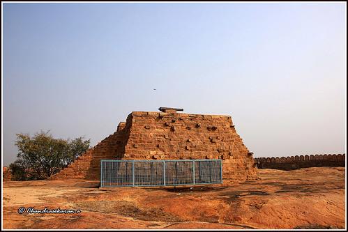 7671 - Thirumayam Fort