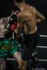 Fight NIght:  Samuel Horsch (GU) v Mark Perrie  (Stirling) (FotoFling Scotland) Tags: fightnight gcalmuaythai glasgow glasgowcaledonianuniversity hamishwoodlecturehall muaythai sport thaiboxing boxing fight