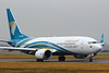 Omani MAX (A4O-MB) (Fraser Murdoch) Tags: a4omb a4oma mb ma a4o oman air boeing 737 max 9 8 glasgow international airport egpf gla fraser murdoch photography aviation transport aircraft delivery new seattle field kbfi bfi oma wy scotland rain spray runway 05 landing arriving muscat airplane taxi departure