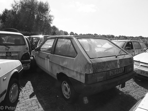 Lada Samara (VAZ 2108 Ладa Самара / ВАЗ 2108) ©  peterolthof