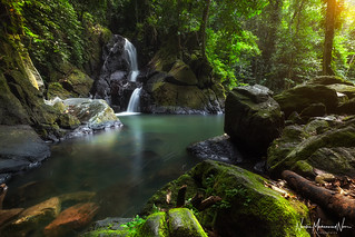 Putra Laot Water Fall (Aceh)
