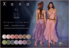 Xana by SK poster (*Sweet Kajira*) Tags: fantasy woman sweetkajira sk maitreya kajira bond rolplay