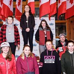 Race 1 - U18 Ladies