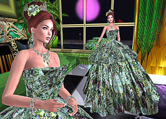 LuceMia - Heth Haute Couture (MISS V♛ ITALY 2015 ♛ 4th runner up MVW 2015) Tags: hethhautecouture sl new gown formal elegance beauty jewelry shantal queen set creations fashion models lucemia