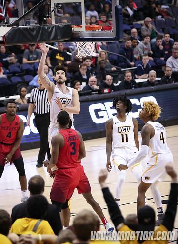 VCU vs. Dayton (A-10 Tournament)