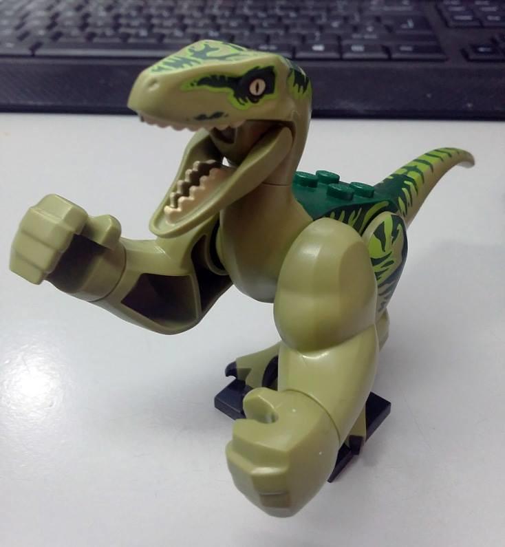 The World's Newest Photos Of Dinosaur And Lego