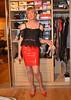 DSC_0019r (magda-liebe) Tags: travesti tgirl stockings crossdresser highheels shoes vinyl french