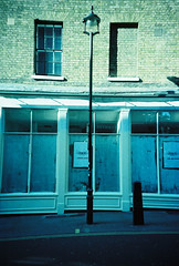 R1-02545-0034 (Chrislukphotography) Tags: london lomography lomo street landscape color iphone iphone8 contax contaxt2 streetsnap bricklane coventgarden cafe light shadow art city urban love sky blue winter