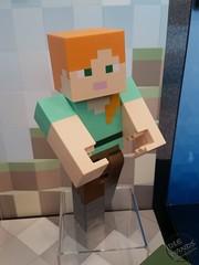 Toy Fair 2018 Mattel Minecraft 07 (IdleHandsBlog) Tags: minecraft toys mattel videogames toyfair2018