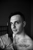 (John Donges) Tags: people person portrait man male model body blackandwhite tattoos 2736