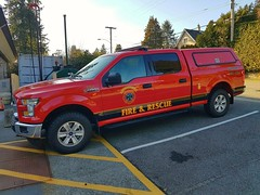 West Vancouver, BC Support Unit FS17-4 (4) (walneylad) Tags: westvancouver britishcolumbia canada firedepartment firerescue fireservice firebrigade pompiers bomberos bombeiros firevehicle emergencyvehicle rescuevehicle supportvehicle supportunit pickup truck red ford f150 xlt fs174