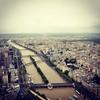 #riverseine #paris #france #eiffeltower (alanclarkdesign) Tags: riverseine paris france eiffeltower