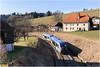 Train des frontaliers (Bapt' G.) Tags: x73500 ater france franchecomté gilley suisse frontière ferme village hautdoubs paysage