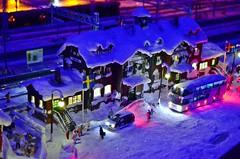 A small winter town (Tobi_2008) Tags: winter schnee snow miniaturwunderland hamburg deutschland germany allemagne germania