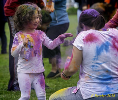 Holi Festival of Colors, #2 (Greatest Paka Photography) Tags: holi festival celebration powder color fostercity festivalofcolors equalizer hindu spring equality children people fun portrait