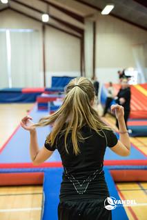 5. klasse gymnastikdag 1. marts 2018