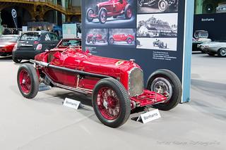 Alfa-Romeo Tipo B Monoposto - 1934