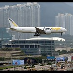 B777-F6N | AeroLogic | D-AALI | HKG thumbnail