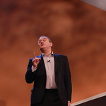 Ed Davey speaking at Liberal Democrat conference rally thumbnail
