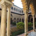 Sevilla: Real Alcázar, Patio de las Doncellas thumbnail