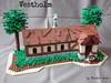 Vestholm - The secret hideout (Dunkler Vater) Tags: nine kingdoms neun reiche roguebricks blue guard lego medieval fantasy moc