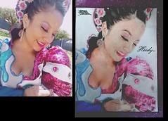 Retrato 2018 (Danny Boligraffiti) Tags: arte art artist fantasma follow graffitiart dibujo dream design dannybooh booh woman quito ecuador texto text retrato 2018 natural happy lapiz heidy
