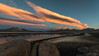 Lines in the sunset, Chungara Lake, Arica, Chile (Andres Puiggros) Tags: d500 arica chile expedicion nikon workshop chungara lines lineas lake lago lauca parinacota sunset