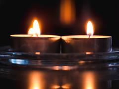 Tea Candles (ejjiv) Tags: candle candles teacandles