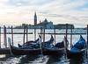 DSCF7328.jpg (Caffe_Paradiso) Tags: venice venezia venise gondolas sangiorgiomaggiore