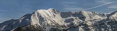 Snowy peaks (andbog) Tags: sony alpha ilce a6000 sonya6000 emount mirrorless csc sonya landscape paesaggio sonyα sonyalpha italy italia to mountain montagna it sony⍺6000 sonyilce6000 sonyalpha6000 ⍺6000 ilce6000 peak vetta alpi alps ridge cresta crinale natura nature ridgeline apsc sel oss widescreen 55210mm sel55210 snow neve winter inverno piemonte piedmont canavese alpigraie valleorco locana cialma microsoftimagecompositeeditor panoramicshot
