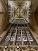 York Minster (chrisjwarrington) Tags: yorkminster york yorkshire cathedral stainedglass