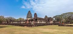 Prasat Hin Phimai 2 (Visible Landscape) Tags: thailand temple phimai visiblelandscape khmer